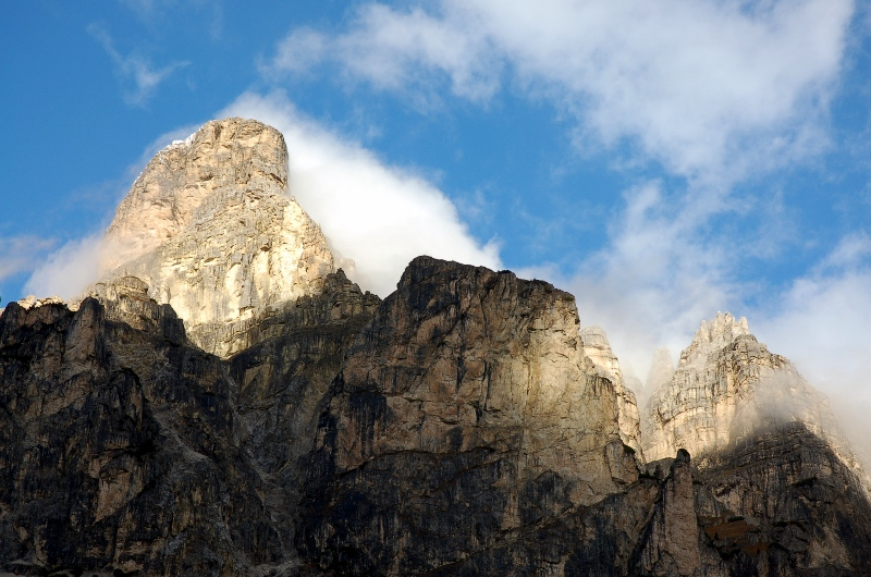 Dolomites High Level Walks image