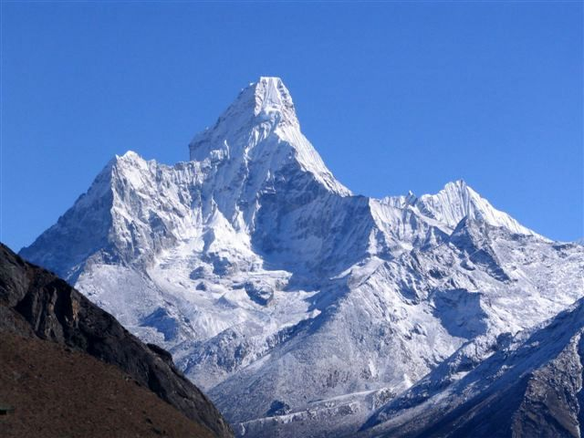 Mount Everest & Khumbu Valley image