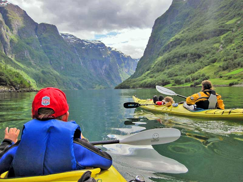 Fjord Explorer Kayaking Holiday image