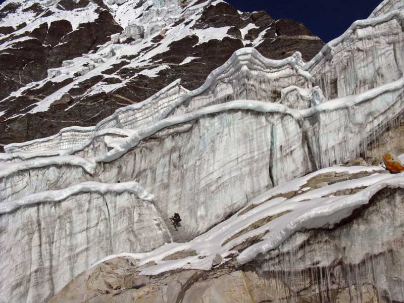 Ice Col Trek, Nepal image