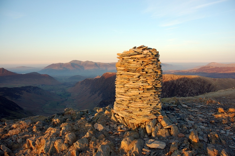 Lake District 6 Peaks Challenge image