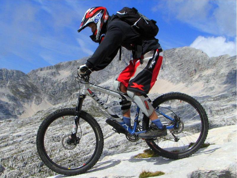 Mountain Biking in Slovenia image