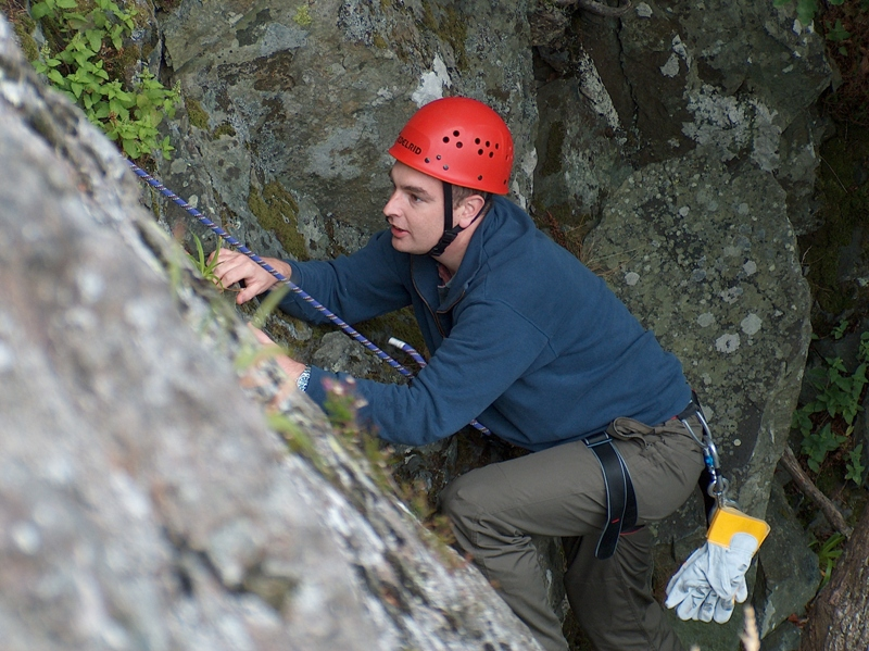 Lake District Rock Climbing  image