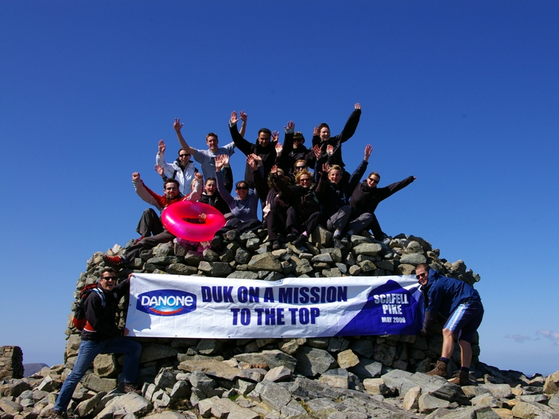 Scafell Pike Challenge image