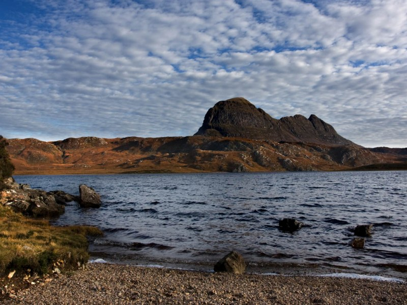 Scottish Wilderness - Suilven image