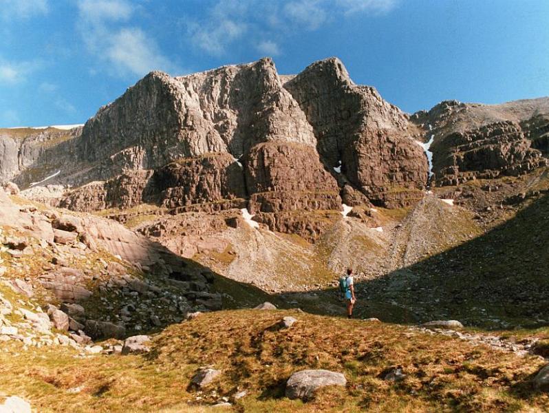 Scottish Wilderness - Beinn Eighe image