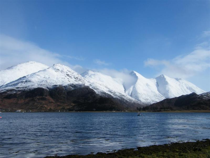 Scottish Wilderness - 5 Sisters of Kintail image