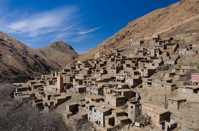 3 Valleys and Berber Villages image