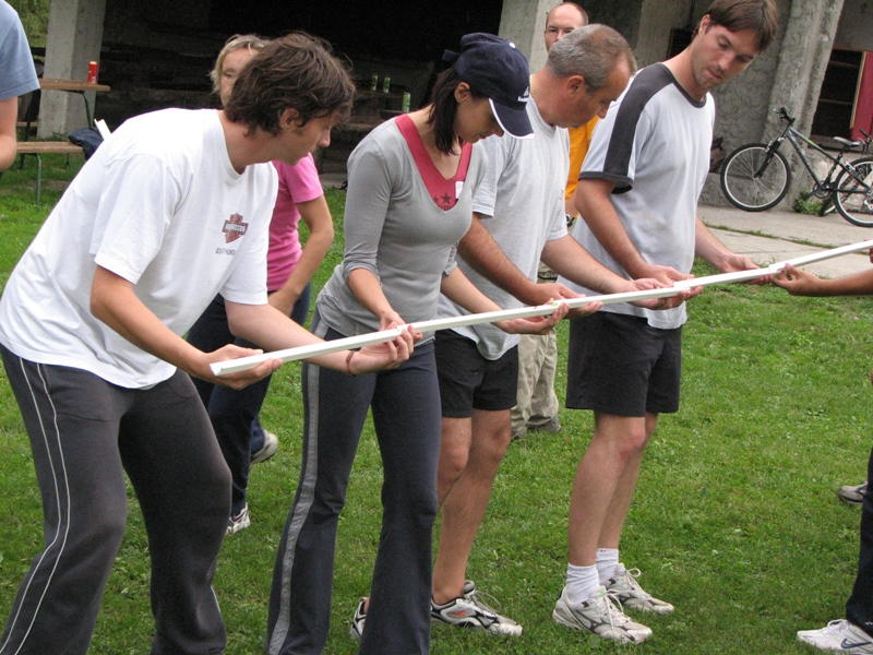 Unity is Strength - Teambuilding in Slovenia image