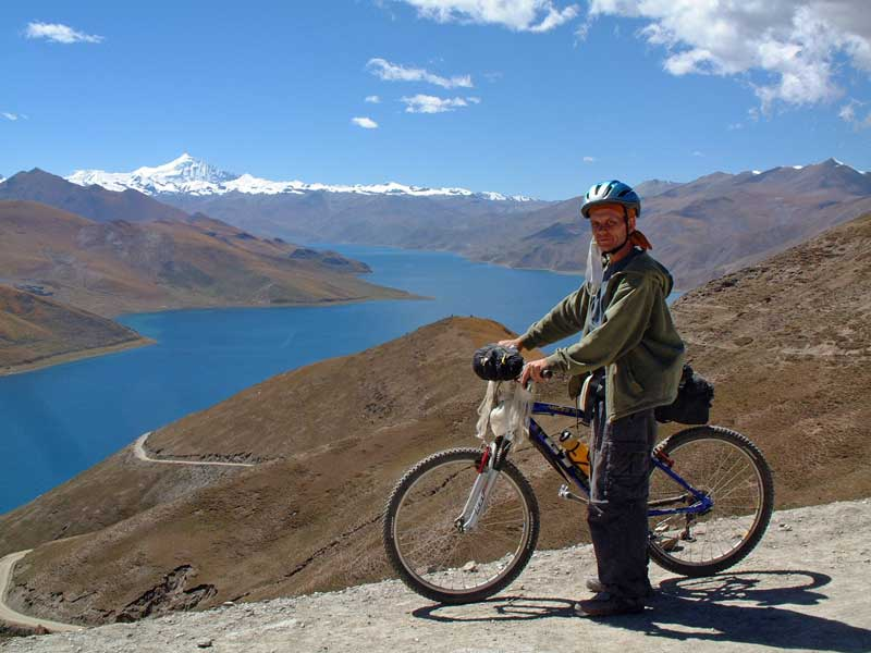 1100k-Lhasa-Kathmandu Cycling Tour image