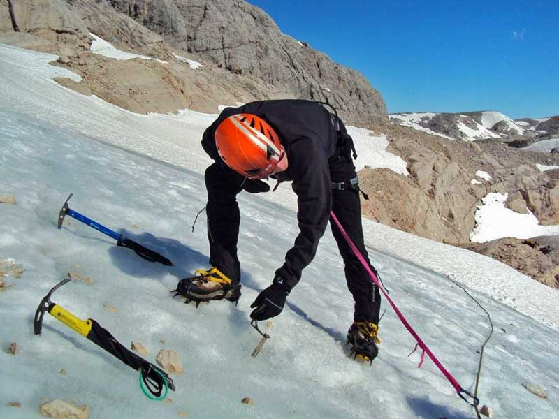 Basic Alpine Mountaineering Course image