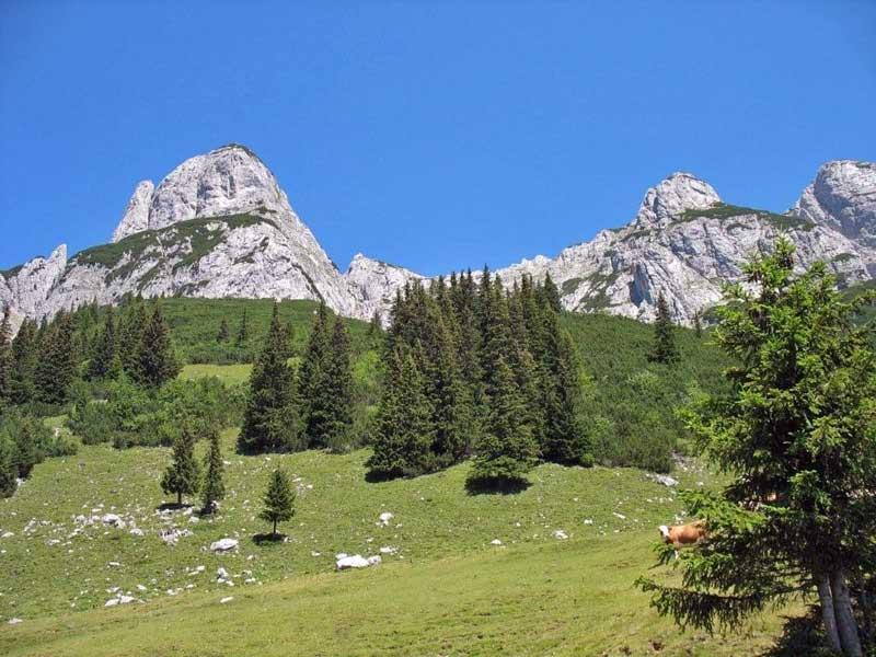 Dachstein Hut to Hut Trekking image