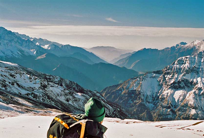 Dhaulagiri Trek, Nepal image