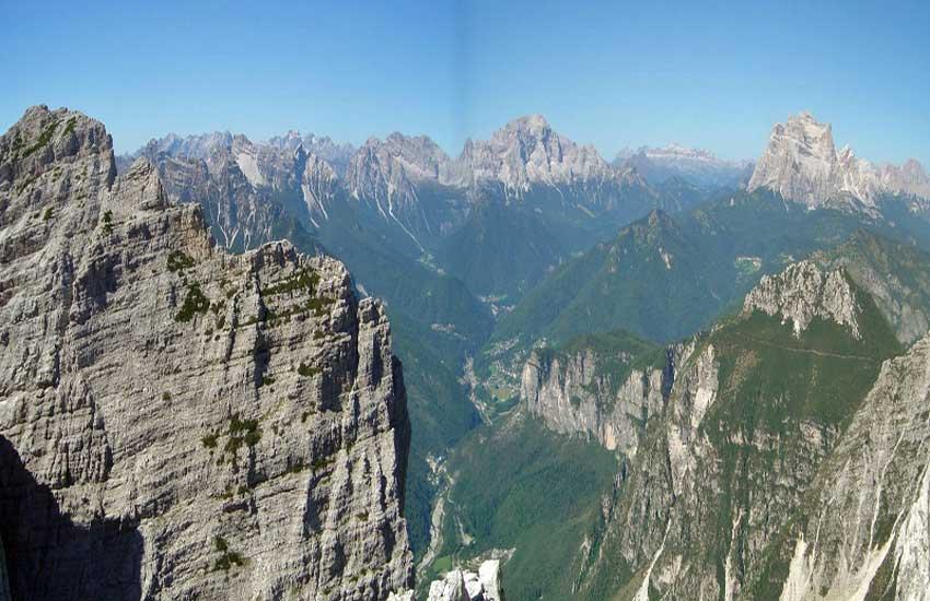 Dolomites Anello Zoldano Circuit Trek image