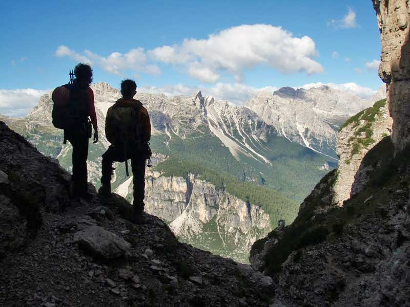 Dolomites Activity Holiday in Arabba image