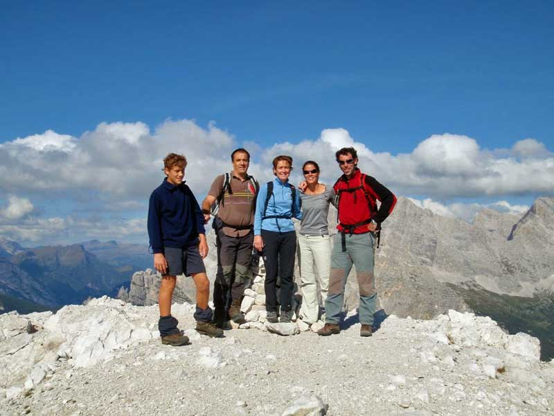 Dolomites Activity Holiday in Zoldo image