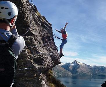 Dolomites Via Ferrata  image