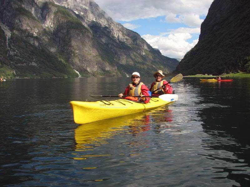 Fjord Fantasy Kayaking Holiday image