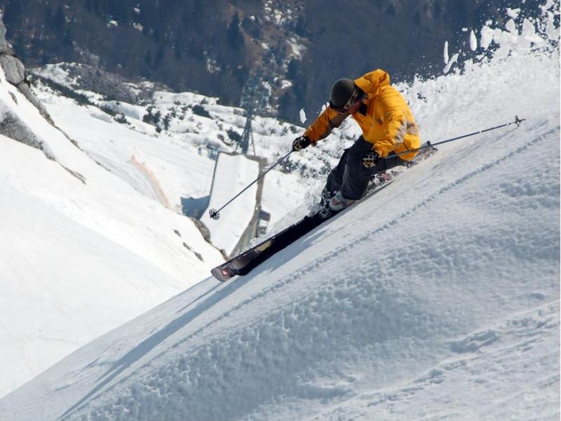 Freeride Ski/Snowboard Workshop image