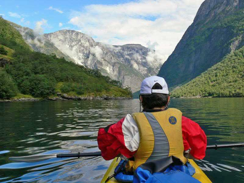 Sognefjord Kayaking Expedition, Norway image
