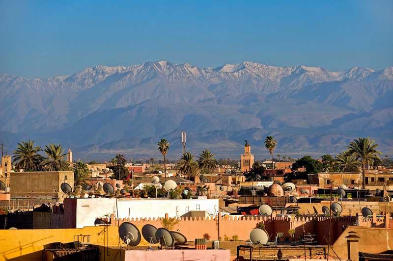 Mount Toubkal Climb, Morocco image