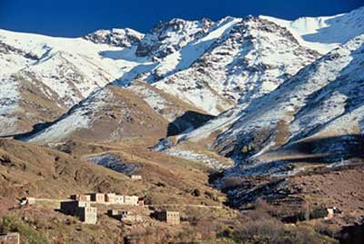 Mount Toubkal Winter Ascent image