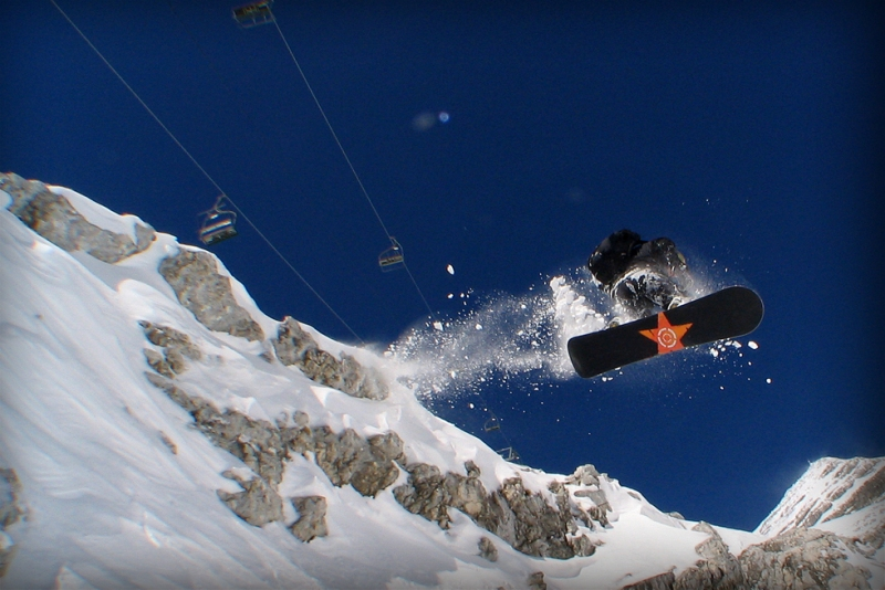 Snowboarding Holiday in Slovenia image
