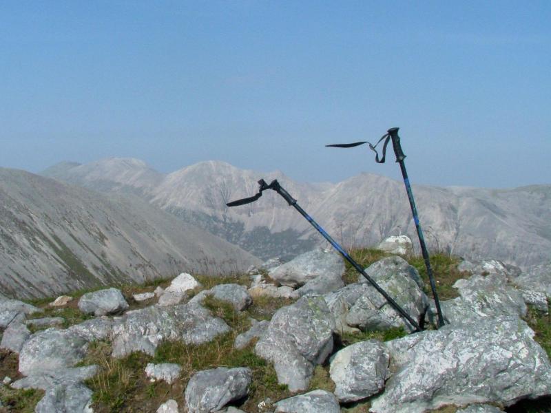 Scottish Wilderness - Arkle-Foinaven image