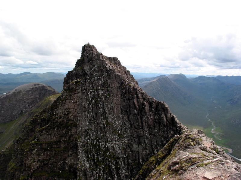 Scottish Wilderness - An Teallach image