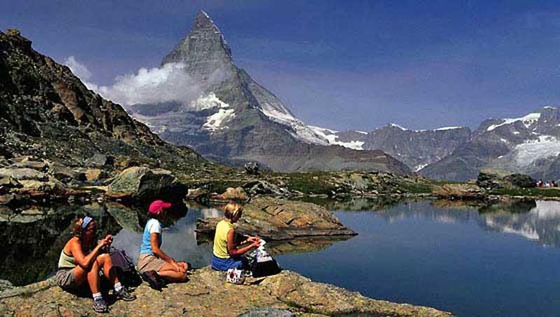 Swiss Alps - Matterhorn Circuit  image