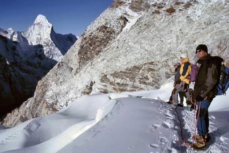 Everest Base Camp & Island Peak Trek image